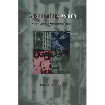 Assimilando os asiáticos: Estratégias de autoria na América asiática de gênero