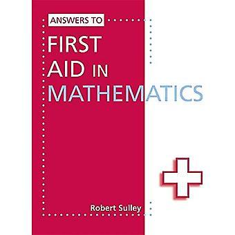 Antworten auf erste Hilfe in Mathematik