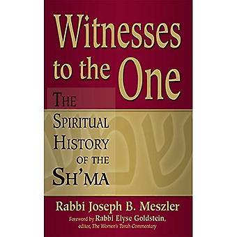 Vittnen till den: en andlig historia av Sh'ma