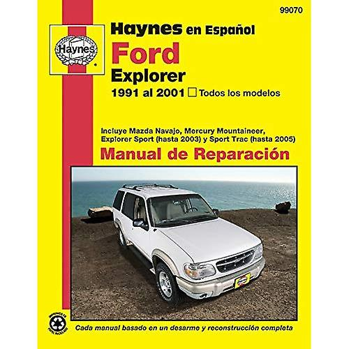 Ford Explorer Automotive Repair Manual: 91-01 (Haynes Automotive Repair Manuals)