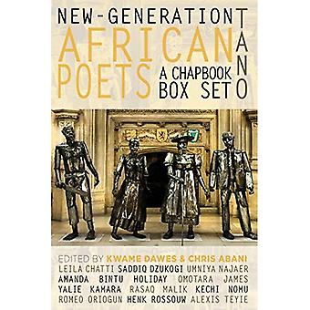 New-Generation African Poets: A Chapbook Box Set (Tano) (African Poetry Book� Fund)