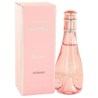 Davidoff Cool Water Woman Sea Rose Eau de Toilette 100ml EDT Spray