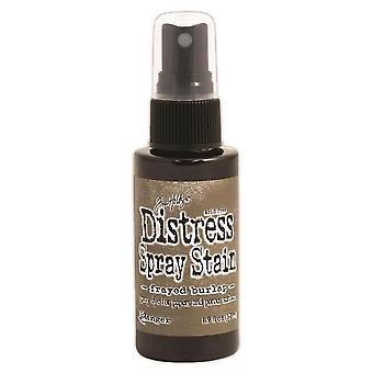 Détresse Spray tache 1,9 oz-effiloché Burlap