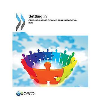 Colocar en la OCDE indicadores de integración de los inmigrantes 2012 por OCDE