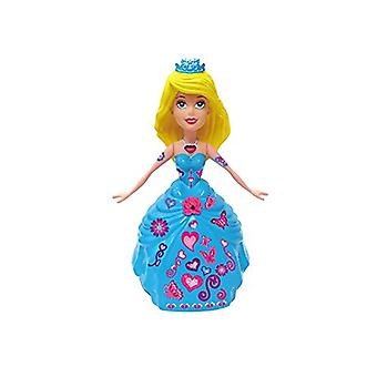 Katie Magical Dancing Princess Doll - Blonde Hair and Blue Dress