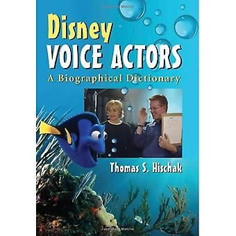 Disney stemmeskuespillerne