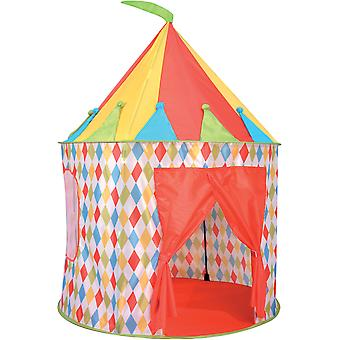 Spirit of Air Kids Kingdom Pop Up Circus Play Tent New