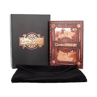 Game of Thrones Seven Kingdoms Small Journal