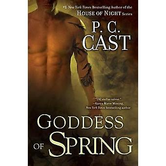 Goddess of Spring by P C Cast - 9780425227084 Book