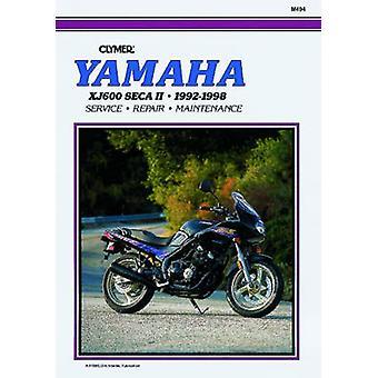 Yamaha XJ600 Diversion 1992-98 by Penton - 9780892877317 Book