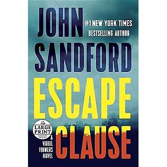 Escape Clause by John Sandford - 9781524708726 Book