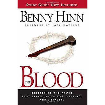 The Blood by Benny Hinn - 9781591859567 Book
