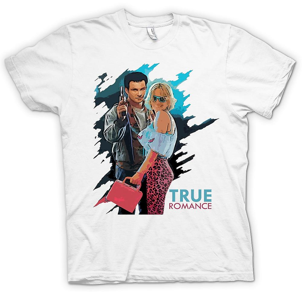 Womens T-shirt - True Romance - Clarence And Alabama