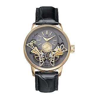 Carl von Zeyten Men's Watch Wristwatch Automatic Oberkirch CVZ0064GGY
