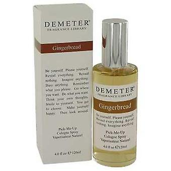 Demeter Gingerbread By Demeter Cologne Spray 4 Oz (women) V728-426401