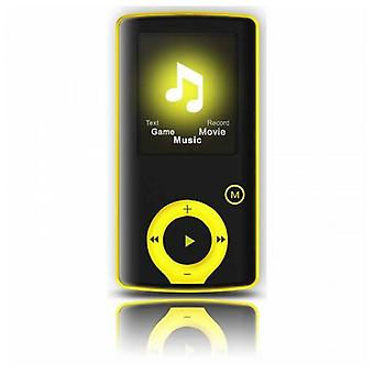 BRIGMTON BPA-81-Y 1,8 MP3-Player 8 GB gelb