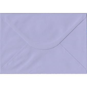 Lila gummerat C5/A5 färgade lila kuvert. 100gsm FSC hållbart papper. 162 mm x 229 mm. bankir stil kuvert.