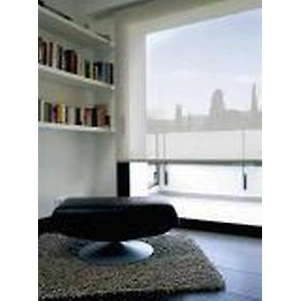Kaaten Roller blind Decoscreen wit linnen voor uw huis