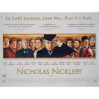 Nicholas Nickleby (Double Sided) Original Cinema Poster