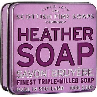 Scottish Fine Soaps Heather Soap Tin