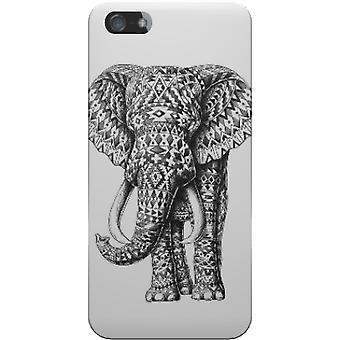 Ornate cover elephant navajo for iPhone 5S/SE