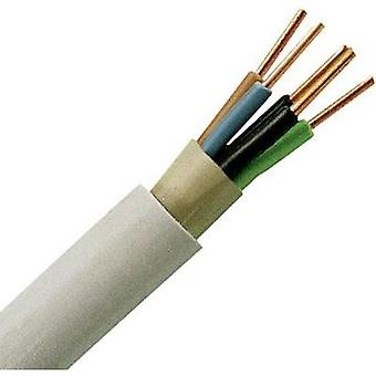 Sheathed cable NYM-J 5 G 1.5 mm² Grey Kopp 153025000 25 m
