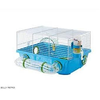 Savic Hamster Cage Billy Metro (Petits animaux , Hamster , Cages et Parcs)
