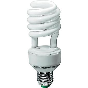 Energy-saving bulb 138 mm Megaman 230 V E27 23 W = 108 W Super warm white EEC: A Spiral shape Content 1 pc(s)