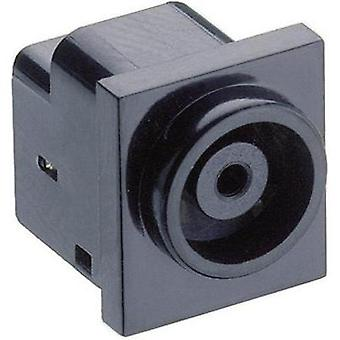 Low power connector Switch contact type: Normally-closed Socket, horizontal mount 7 mm 4 mm Lumberg 1613 11 1 pc(s)