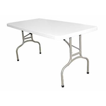 Stabile Quality Foldaway Rectangular Utility Table 5Ft