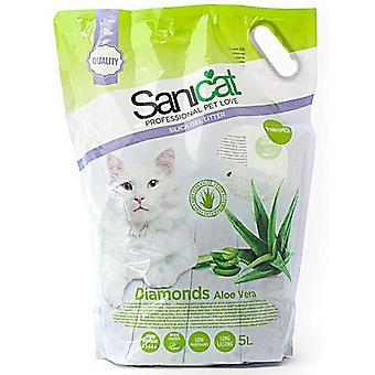 Sanicat diamanter kuld Aloe Vera 5ltr