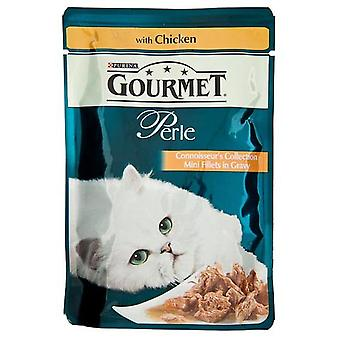 Gourmet Perle pose kylling grillet 85g (Pack af 24)