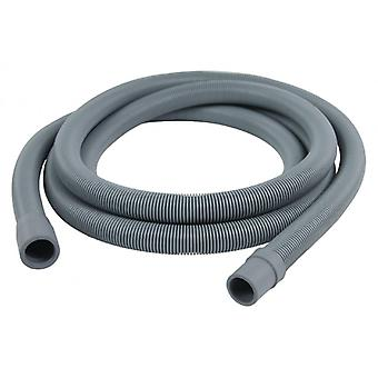 HQ air supply hose 21 mm straight-19 mm straight 3.00 m