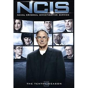 NCIS - NCIS: Stagione 10 importare [DVD] Stati Uniti d'America