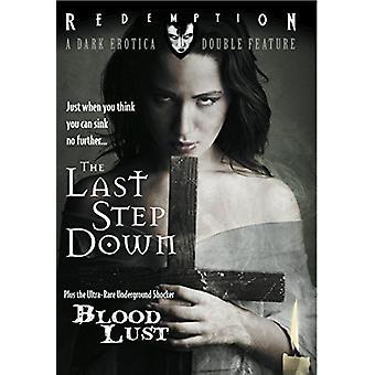 Sidste trin ned [DVD] USA importerer