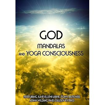 Gud Mandalas & Yoga bevidsthed [DVD] USA importerer