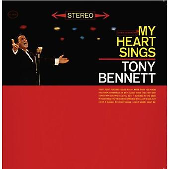 Tony Bennett - importación de Estados Unidos mi corazón canta [CD]
