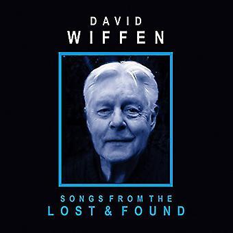 David Wiffen - sange fra tabte & fundet [CD] USA importen
