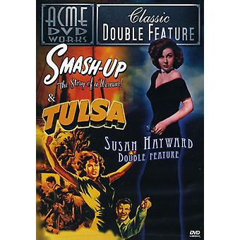 Smash Up/Tulsa [DVD] USA import