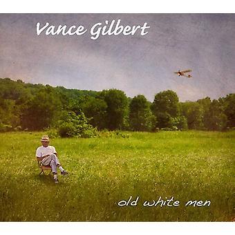 Vance Gilbert - gamle hvide mænd [CD] USA import