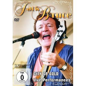 Jack Bruce - by af guld: Live Performances [DVD] USA import