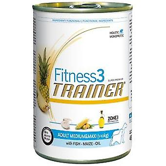 Trainer Adult M/M Fish & Maize (Dogs , Dog Food , Wet Food)