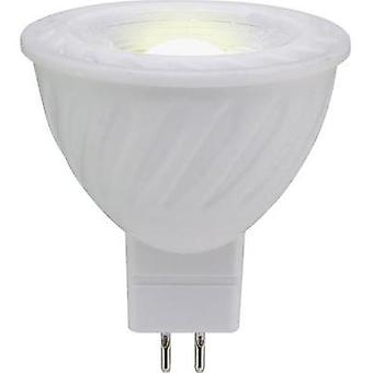 LED GU5.3 5 W = 35 W (Ø x L) 50 mm x 53 mm EEC: A+ Basetech 1 pc(s)
