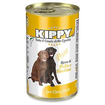 Kippy Pate rich in Chicken and Turkey (Dogs , Dog Food , Wet Food)