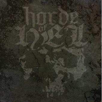 Horda de Hel - importar de Estados Unidos Blodskam [CD]