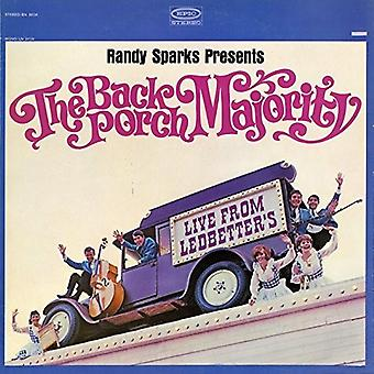 Back Porch Majority - Live From Ledbetter's [CD] USA import