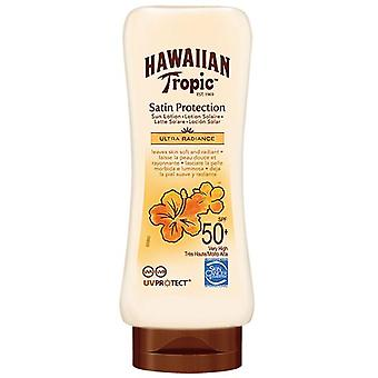 Hawaiian Tropic Satin Radiance Ultra Protection Spf50 + Cream 180 Ml