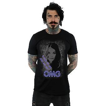 Amerikanske guder mænds Laura Moon OMG T-Shirt