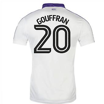 2016-17 Newcastle Third Shirt (Gouffran 20)