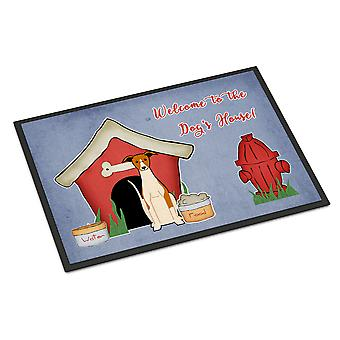 Dog House Collection Whippet Indoor or Outdoor Mat 18x27